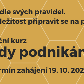 Základy podnikání v říjnu 2020